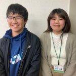 2021春 中学3年増田篤紀さん石川先生