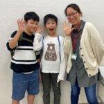 2021春 小学6年 (中央)安倍航大さん  戸田先生