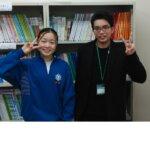 2021春 中学3年 藤﨑莉来さん 乙川先生