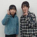 2021春 小学6年 青木咲樹さん 村上先生
