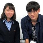 2021春 高校3年 飯田茉夏さん 岸田先生