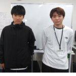 2021春 中学2年 浜名遥さん 原田先生