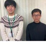 2021春 中学2年 森田槇斗さん 梅崎先生