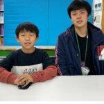 2021春 小学5年 松井空我さん 河村先生