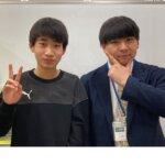 2021夏 中学3年 並木遊史さん 上野先生