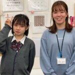 2021夏 高校3年 難波志帆さん 鈴木先生