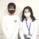 2021夏 中学3年 桑村紗弥さん 山口先生