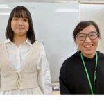 2021夏 中学3年 前汐莉さん 黒木先生