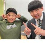 2021夏 小学5年 金子京夢さん 上野先生