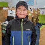 2021夏 中学2年 岡野官兵衛さん 英会話