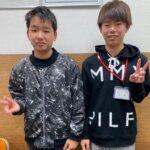 2021夏 高校1年 森田澪さん 坂下先生