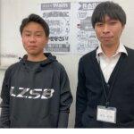 2021夏 中学2年 前田浩太郎さん 蔦尾先生