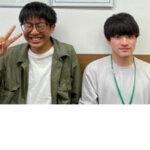 2021夏 高校1年 中林陸さん 三浦先生