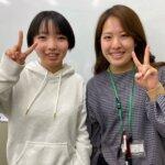 2021夏 中学3年 佐々木悠海さん 福井先生