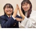 2021夏 中学2年 中島未生さん 角田先生