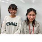 2021夏 中学3年 菱井咲希さん 土屋先生
