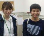 2021夏 中学2年 斎藤将太さん 須田先生