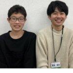 2021夏 中学2年 遠藤修也さん 菊池先生