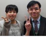 2021夏 中学2年 後藤奈亜玲さん 花北先生