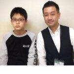 2021夏 中学2年 梶山稟翔さん 遠藤先生