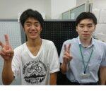 2020冬 高校1年 貴志卓人さん 西山先生