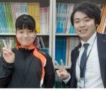 2021夏 中学3年 金子もあ菜さん 山本拳聖先生