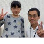 2021夏 小学3年 高松望蒼さん 天笠先生