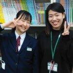 2021夏 中学3年 山口澪さん 佐久間先生