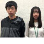2021夏 中学3年 鈴木大海さん 遠藤先生