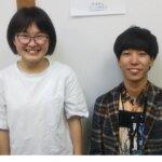 2021夏 中学2年 鈴木祐香さん 江口先生