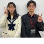 2021夏 高校1年 稲葉優奈さん 土田先生
