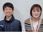 2021夏 中学2年 長澤柚希さん 関塚先生