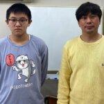 2021夏 中学2年 青木喜彦さん 松本先生