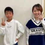 2021夏 中学3年 渡辺健吾さん 熊田先生