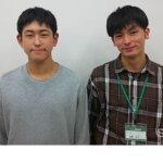 2021夏 中学3年 森山梁太さん 加藤先生